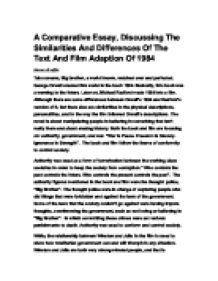 comparative commentary text those winter sundays text the  a comparative essay discussing the similarities and differences of the text and film adaption