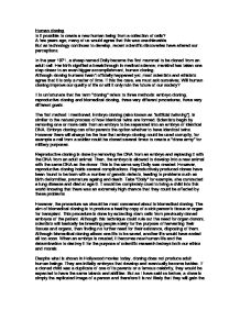 page 1 zoom in - Example Of Creative Writing Essay