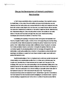 The nora and torvalds relationship english literature essay