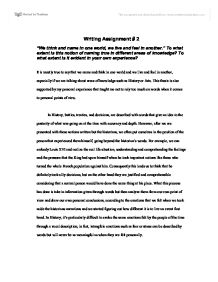 knowledge essay writing