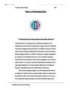 Noam chomsky language and thought essay