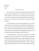 close reading analysis of pages of the great gatsby  in the great gatsby there are many lies that are told throughout the story