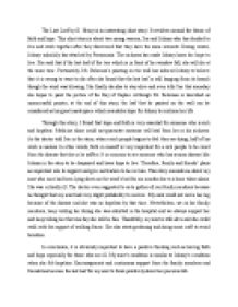 the last leaf by o henry is an interesting short story page 1 zoom in