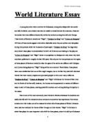 Thesis Statement For Process Essay Cyrano De Bergerac Essay International Baccalaureate World Oedipus The King Cyrano  De Bergerac And Night All English Essay Pmr also Samples Of Essay Writing In English Cyrano De Bergerac Essay Cyrano De Bergerac Essay Essay Cyrano De  Descriptive Essay Topics For High School Students