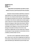 Argumentative Essay Sample High School  Essay In English Literature also Essays On English Literature World Lit Paper   Creative Peice  International  Health Needs Assessment Essay