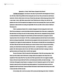 like water for chocolate comparitve essay international page 1 zoom in