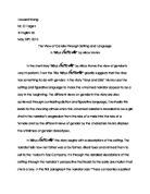 DESTRUCTIVE NATURE essays