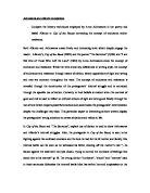 Two words essay isabel allende