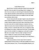 Goblin market fruit analysis essay