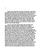 the stranger absurdism essay