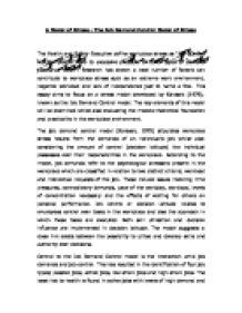 SAMPLE ESSAY - Yasar University