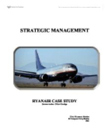five forces model of the airline industry tourism essay This is mainly because the five forces model does not account for networks or alliances however this does not mean the five forces analysis is a waste of time, in 1995 mcgee, thomas and pruett proposed an improvement to the earlier model in several ways.