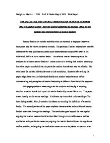 How To Write An Essay High School Page  Zoom In Proposal Essay Topic Ideas also Thesis Statement Examples For Narrative Essays Who Is A Teacherleader How Can Teacher Leadership Be Defined What  English Essays