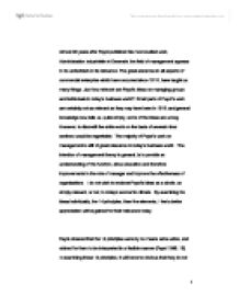 essay about marriages my mother