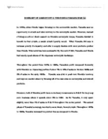 case study on honda essay