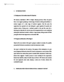 pk electrics essay Pk electrics's international marketing analysis contents introduction3 the reasons of entering [.