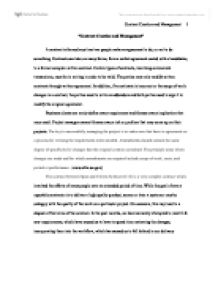 contract creation and management simulation essay