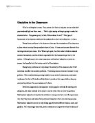 compare and contrast high school versus college essays