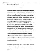 Essay about online learning