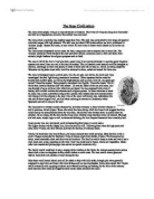 Fall of rome essay
