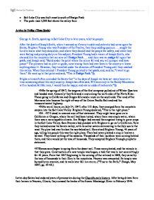 salt late city law history essay Last edited: february 27, 2005 the history of gay hate crimes salt lake metro, february 23, 2005 352 south denver street, suite 350, salt lake city, ut 84111.