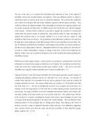 Professional setback essay