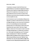 summary of martel the origins of the first world war university  what were the causes of the first world war in this literature review the