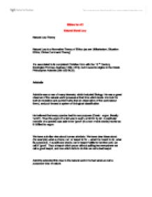 Law and morality a2 essay