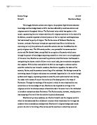 philosophy degree essay