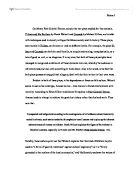 an analysis of saint anselm of aosta bec and canterbury