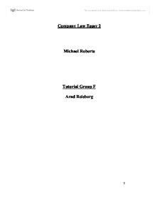 media law essay