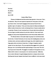 assimilation essay thesis