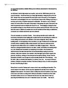 Joining Words Academic Essay