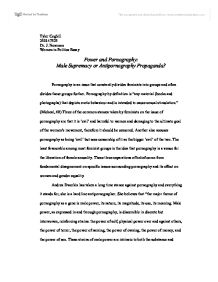 women in politics essay power and pornography male supremacy or page 1 zoom in