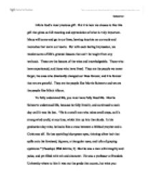 Advanced English Essay Page  Zoom In Thesis Statement Examples For Persuasive Essays also Sample Of English Essay Life Is Gods Most Precious Gift But It Is How We Choose To Live  Narrative Essays Examples For High School
