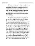 analysis of macbeth s soliloquy act scene university  william shakespeare s macbeth