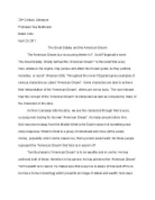 English Movie Review Essay