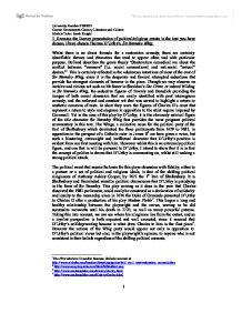 Essay on historical linguistics text
