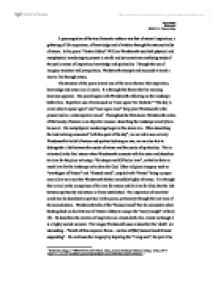 tintern abbey a detailed study essay Essay contact us free quote.