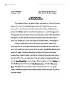 Book review essay