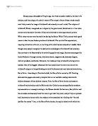 Harry Potter argument essay?
