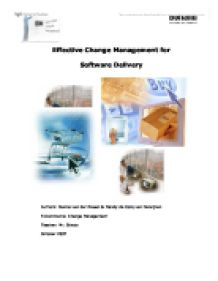 a study on change management commerce essay Electronic commerce: a study on benefits and challenges in an emerging economy  commerce site, they are able to change much more easily than in the physical from the sellers' point of  research papers, magazines, daily newspaper, internet and official statistical documents the study is qualitative in nature.