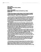 Dirty wedding essays