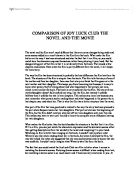 compare and contrast the joy luck club movie and book