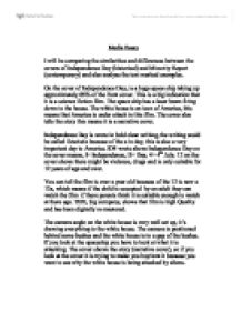 minority report film essay