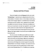 titanic essay the techniques used by james cameron  shoeless joe field of dreams