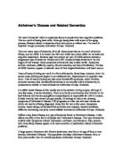 alcoholism is not a disease essay