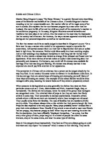 suicide and chinese culture maxine hong kingston s essay no  page 1 zoom in