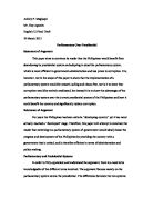 essay plan how does the us constitution protect the individual  this paper aims to convince its reader that the philippines would benefit  from abandoning