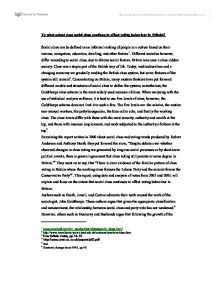 Social studies healthcare in britain essay